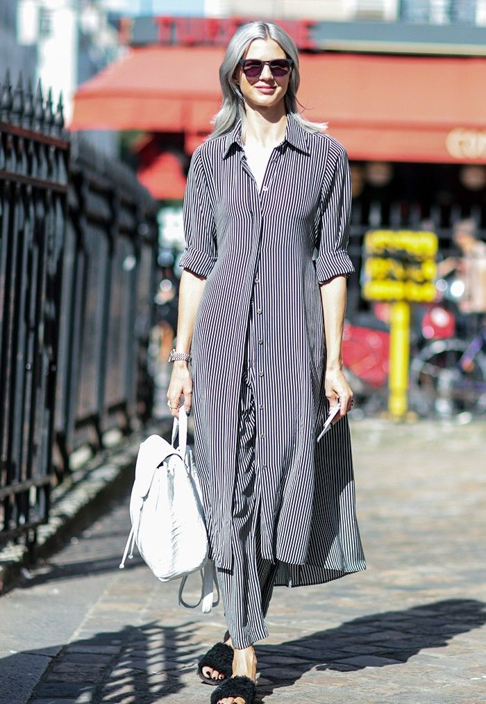 34+Chic+Street+Style+Looks+From+Paris+Fashion+Week+via+@WhoWhatWearUK