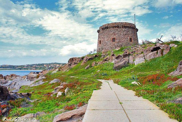 Portoscuso, Torre spagnola