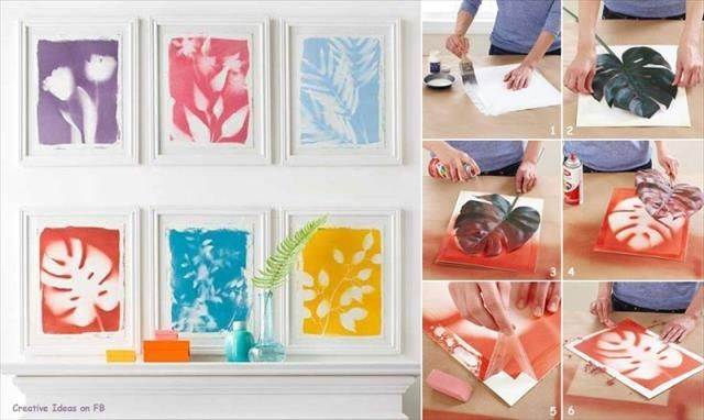 25 Diy Creative Ideas For Home Decor Home With Design Proyectos Que Intentar Pinterest