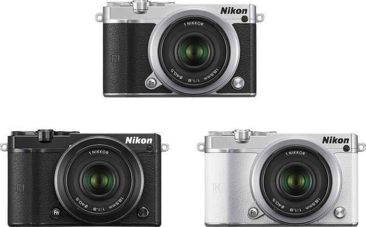 Nikon 1 J5 Advanced Camera with Interchangeable Lenses Wins the Prestigious iF Design Award 2016 + Nikon Inverted Microscopes ECLIPSE Ts2R and ECLIPSE Ts2 Win the Prestigious iF Gold Award 2016