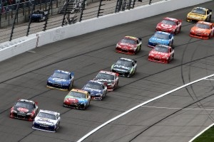 Hollywood Casino 400: Rediffusion de la course de mai, le STP 400