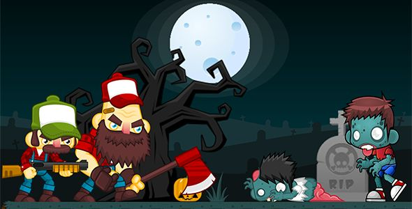 Zombies Hunter 2 with AdMob Android Source Code Download  At night inside the cemetery Inhabited The zombies come out of the graves And the job of zombie hunter is killing zombie You have to kill all zombies, but The road inside the cemetery is full of zombies and obstacles You also have to collect money To buy another powerful character that the... http://freenetdownload.com/zombies-hunter-2-with-admob-android-source-code-download/