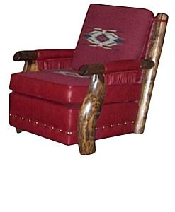 Customizable Western and Southwestern Furniture, Adirondack, Cabin , Lodge , Cottage and Lake House Decor and Accessories. Cowhide Chairs, Rockers, Sofas