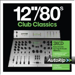 "12"" 80s Club Classics  #christmas #gift #ideas #present #stocking #santa #music #records"