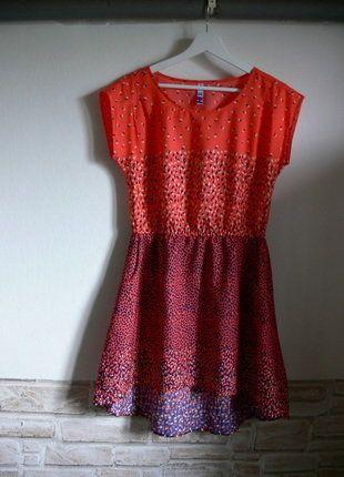 Kupuj mé předměty na #vinted http://www.vinted.cz/damske-obleceni/kratke-saty/13513048-oranzove-saty-s-kapsami