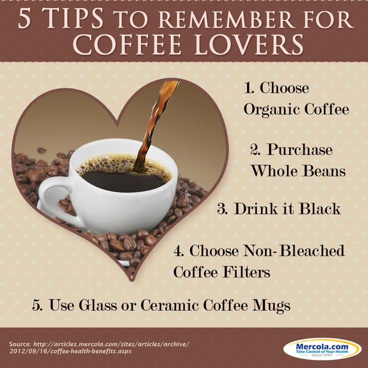 5 tips when choosing healthy coffee. Share this with fellow coffee lovers! http://articles.mercola.com/sites/articles/archive/2012/09/16/coffee-health-benefits.aspx