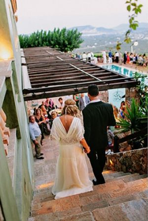 Here comes Mr. & Mrs.... See more http://www.love4weddings.gr/boho-chic-wedding-photoshoot-by-alefantou-photography/