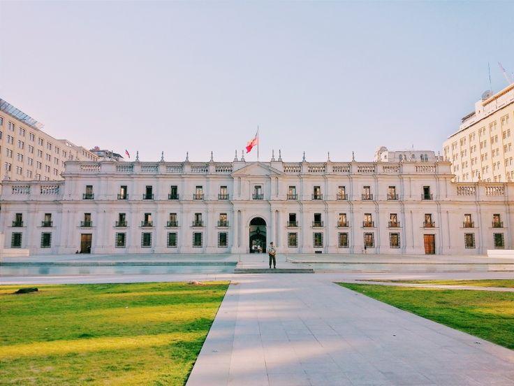 Día VIII | Palacio de la Moneda Day VIII | La Moneda Palace  Santiago de Chile