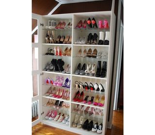 Five creative shoe storage solutions