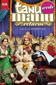 Tanu Weds Manu Returns Full Hindi Movie 2015 Watch Online Free