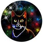 Star Cat Button