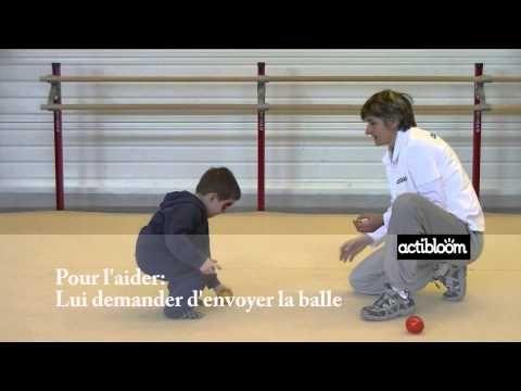 vidéos par des enseignants de sport Enfants de 3 à 5 ans, Jonglerie : 2 ème Partie