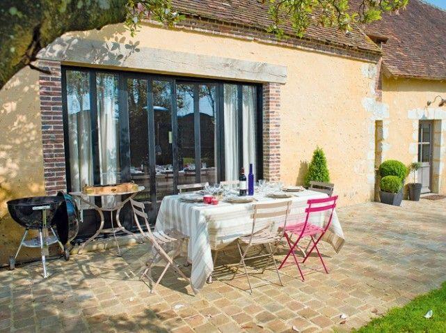 1000 id es sur le th me terrasse pav sur pinterest pavillon de jardin terrasse et petit patio. Black Bedroom Furniture Sets. Home Design Ideas