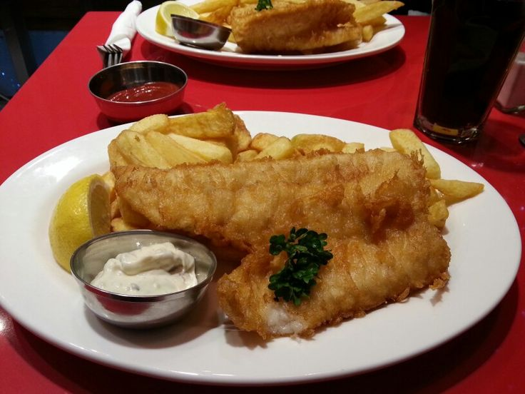london's fish & chips