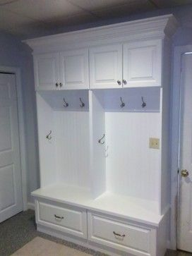 Mudroom Lockers Design Ideas, Pictures, Remodel and Decor