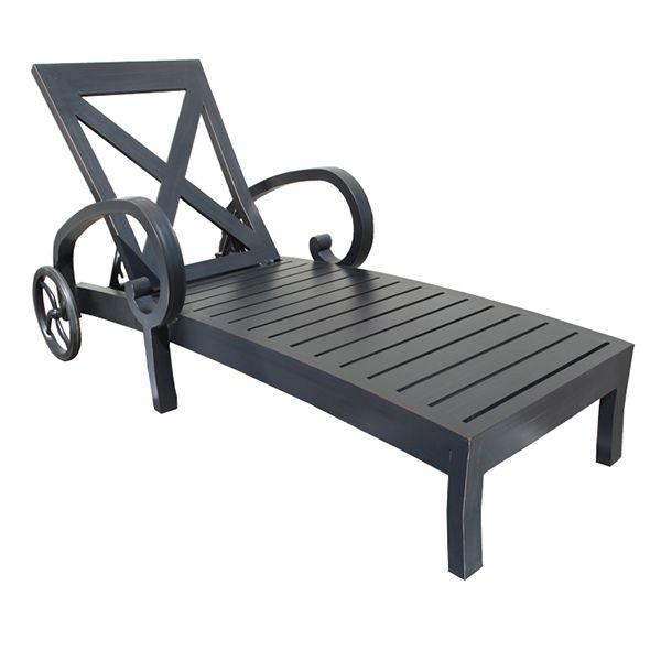 Elan Chaise Lounge By Cabana Coast