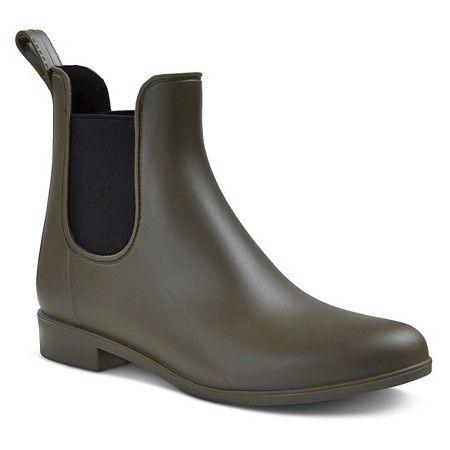 Women's Alex Chelsea Rain Boots - Merona™ : Target, $24.99