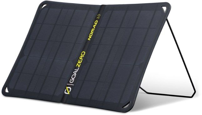 Goal Zero Nomad 10 Solar Panel Rei Co Op In 2020 Goal Zero Solar Panels Solar Heating