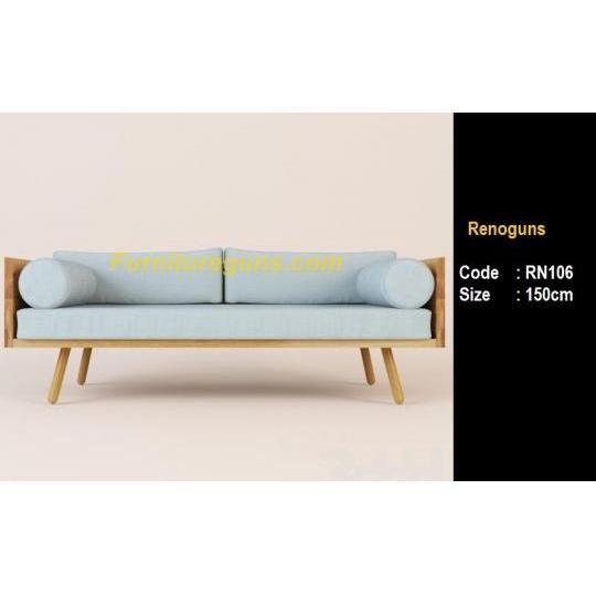 Sofa modern retro. vintage. Rp 2.800.000 only!!