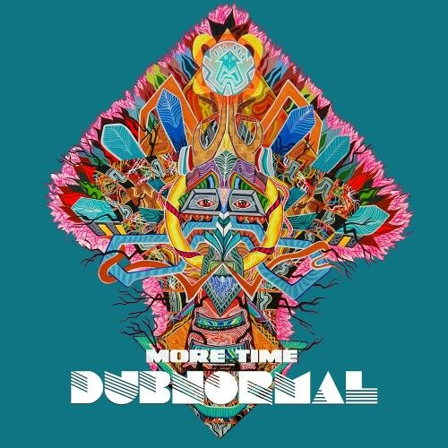 DU3normal - More Time.  Artwork by Manu Menendez