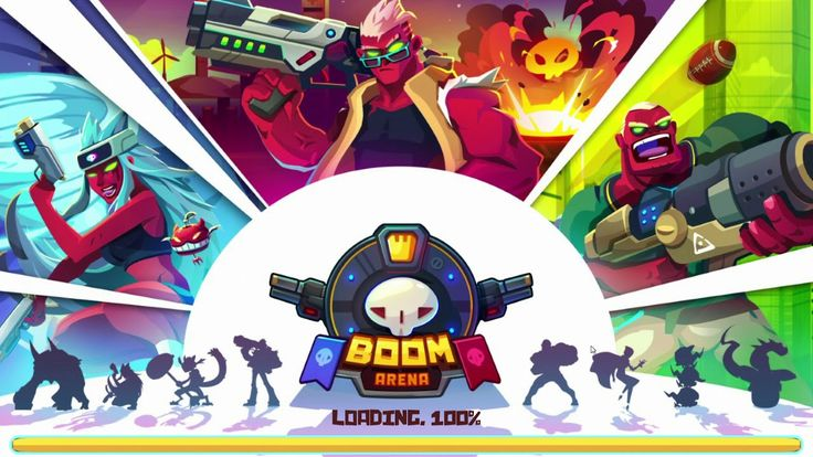 Boom Arena – GAMEPLAY – Free Game MOBA Brawler Strike GO – Boom Arena is a Free … – Android Multiplayer Games