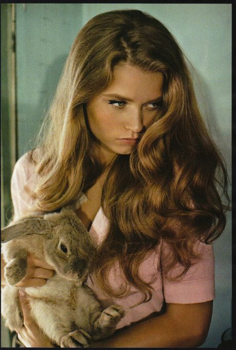 abbey lee / vogue australia may 2009