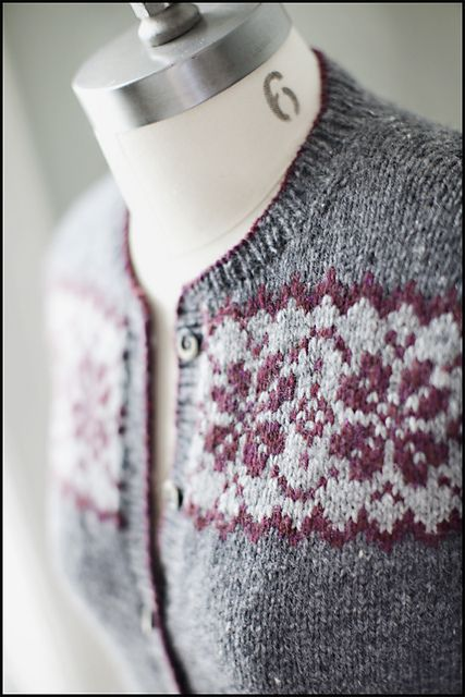 Ravelry: Alpine Tweed pattern by Jared Flood