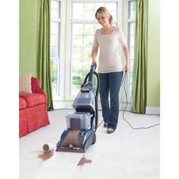 Hoover Steam Vac with SpinScrub and Clean Surge