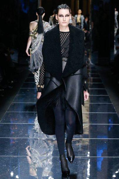 Balmain Autumn/Winter 2017 Ready to Wear Collection   British Vogue