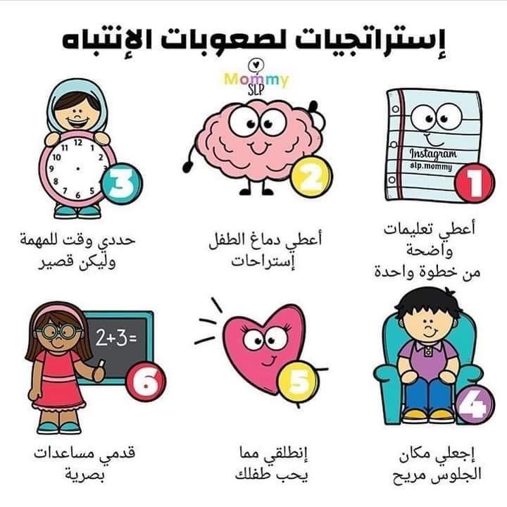 التربية الإيجابية Learning Learning Arabic Comics