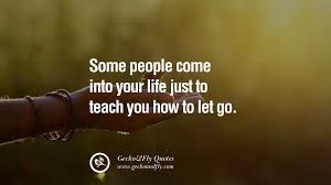 Image result for letting go of someone you love