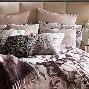 Karl Lagerfeld Pair of Profile Square Pillowcases #kaleidoscope #bedroom