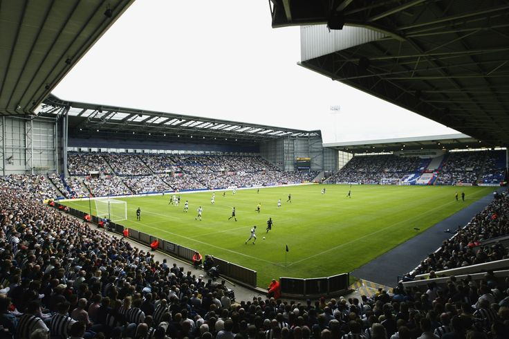 @WBromwich The Hawthorns #9ine