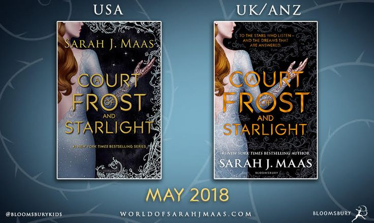 A Court Of Frost And Starlight Acofas Cover Revealed A Court