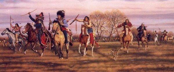 История в датах (апрель) - Сайт indigenous!