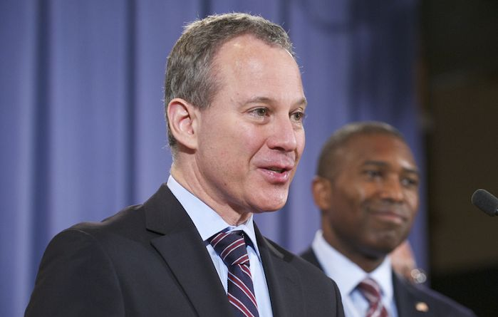 New York Attorney General's Office Runs Fake Facebook Profile to Spy on Pro-Life Advocates  In startling courtroom admissions during cross examination by Thomas More Law Center attorney, Tyler Brooks, the New York Attorney General's star witness admi