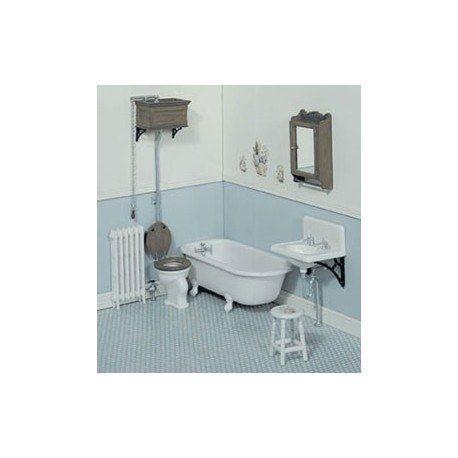 Die besten 25+ Viktorianische badezimmerausstattung sets Ideen auf - badezimmer accessoires set