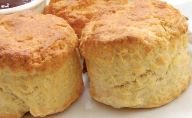 Cheese Scones (H/O)