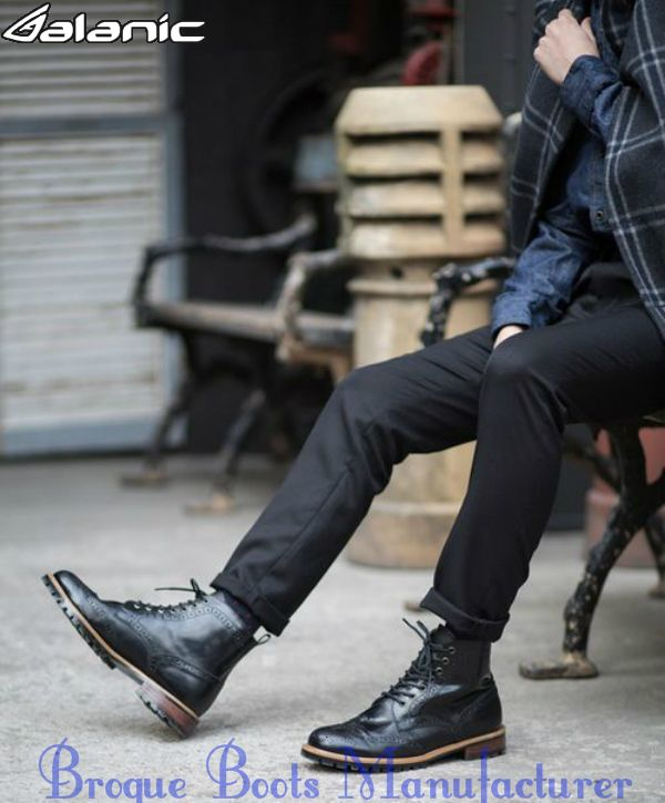 There are about tens and hundreds of different brogue shoe manufacturers / sellers / brands that speak about specializing in these shoes