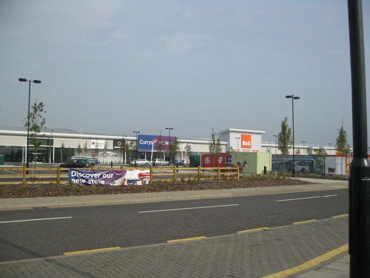 The Savour Centre Sainsburys at Lower Sydenham South East London England