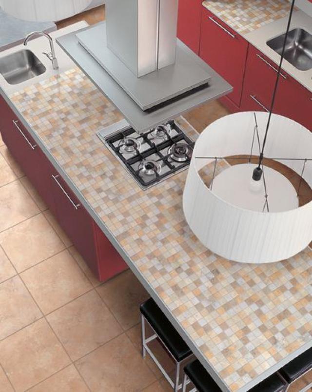 22 besten Countertops : Tile Counters Bilder auf Pinterest ...