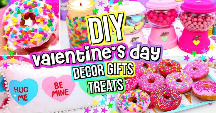 Diy valentine 39 s day gifts treats and room decor 2017 for Room decor gillian bower