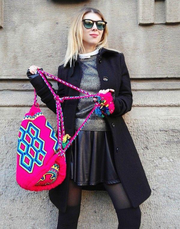 tapestry crochet mochila bag