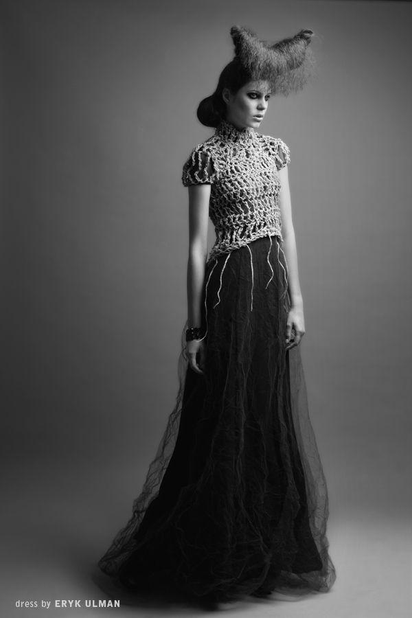 MARTA MACHA | FASHION | The Bitter End for Papercut Magazine - Fotografia portretowa, reklamowa, ciążowa, modowa w Opolu