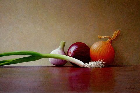 Spring Onion by Mark Rodgers