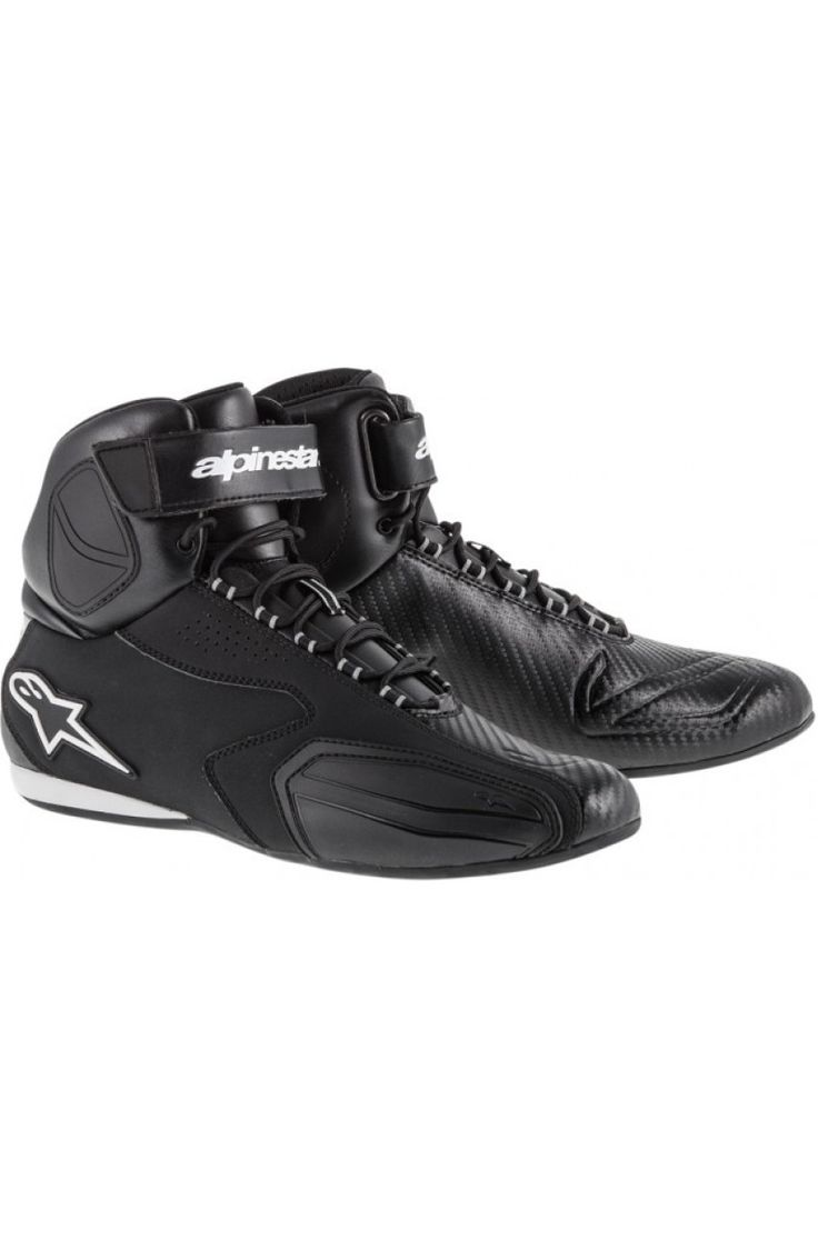 Ghete Alpinestars Faster Black