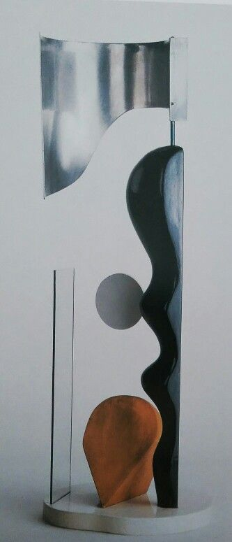 Katarzyna Kobro, Rzeźba abstrakcyjna (3), [1924] rekonstrukcja 1976