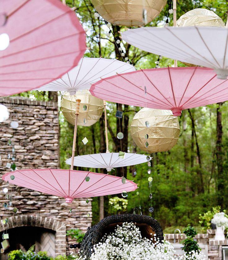 Best ideas about umbrella baby shower on pinterest