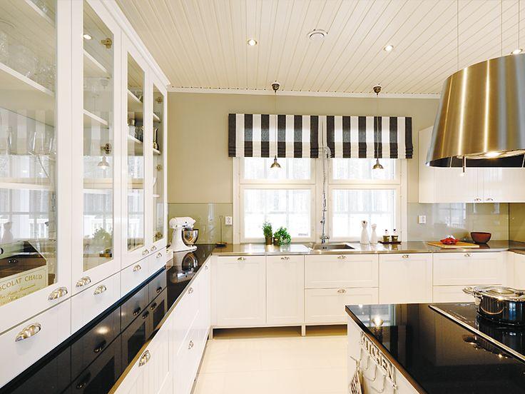 Toivola keittiö valkoinen - Toivola keittiö valkoinen » Topi keittiöt
