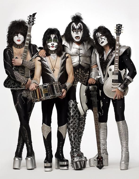 Rock 'n' roll legends KISS celebrate 40 years as music icons with their first-ever residency, KISS Rocks Vegas, at The Joint inside Hard Rock Hotel & Casino Las Vegas starting Wednesday, Nov. 5 through Sunday, Nov. 23. Show time is 8 p.m.
